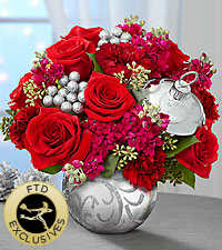 The FTD® Holiday Delights™ Bouquet - Exquisite