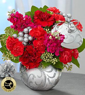 Le bouquet Holiday Delights™ de FTD®