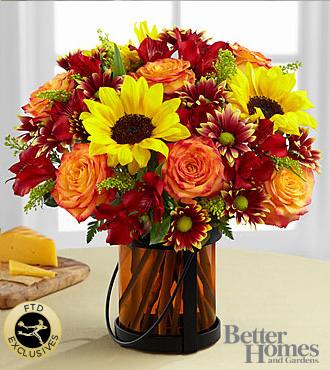 The FTD� Giving Thanks� Bouquet by Better Homes and Gardens�
