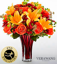 The FTD® Many Thanks™ Bouquet by Vera Wang