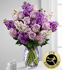 FTD® Sweet Devotion™ Bouquet by Better Homes and Gardens®