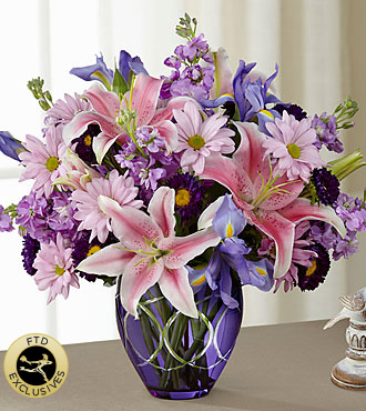 The FTD� Radiant� Bouquet