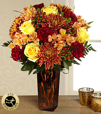 Le bouquet Giving Thanks™ de FTD® par Better Homes & Gardens