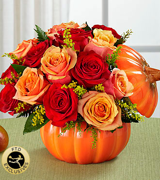 The FTD® Bountiful™ Bouquet