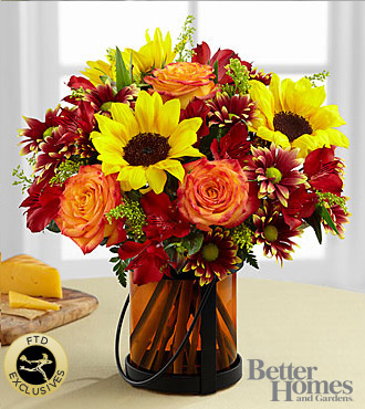 The FTD� Giving Thanks� Bouquet by Better Homes & Gardens