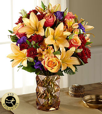 The FTD® Autumn Splendor Bouquet