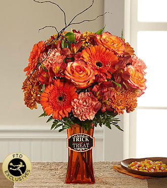 The FTD® Boo-Quet ™ Bouquet