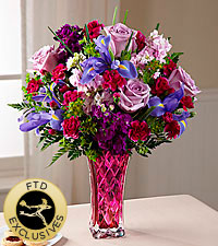 The FTD® Spring Garden® Bouquet - VASE INCLUDED