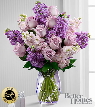 The FTD� Sweet Devotion� Bouquet