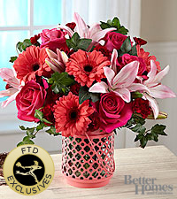 The FTD® Garden Park® Bouquet by Better Homes and Gardens® -VASE INCLUDED