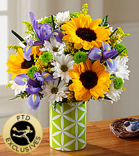 The FTD® Botanical™ Bouquet - VASE INCLUDED