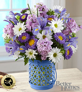 The FTD� Cottage Garden� Bouquet by Better Homes and Gardens�