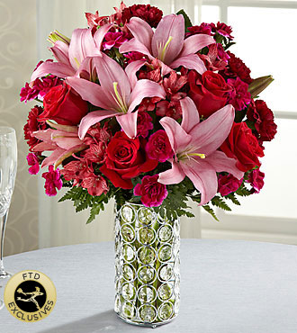 The FTD� Perfect Impressions� Bouquet