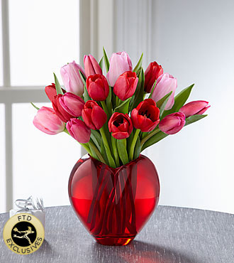 The FTD� Season of Love� Bouquet