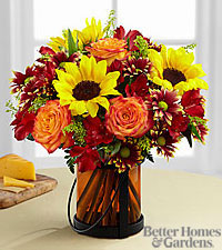 Le bouquet Giving Thanks™ de FTD® par Better Homes and Gardens®