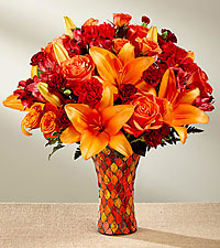 Le bouquet Autumn Splendor® de FTD®