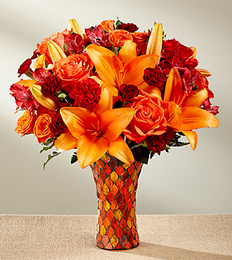 The FTD® Autumn Splendor® Bouquet