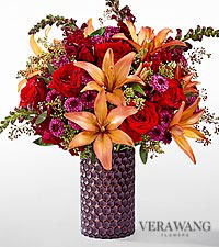 Le bouquet Autumn Harvest™ de FTD® par Vera Wang