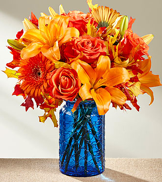 Le bouquet Autumn Wonders™ de FTD®
