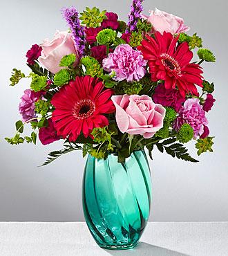Le bouquet Spring Skies™ de FTD®