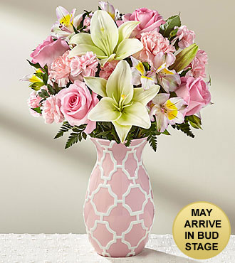 The FTD® Perfect Day™ Bouquet - VASE INCLUDED