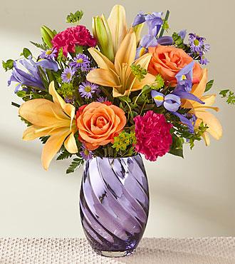 Le bouquet Make Today Shine™ de FTD®