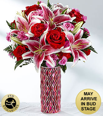 The FTD® Lasting Romance™  Bouquet