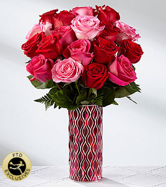 The FTD® Art of Love™  Bouquet
