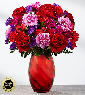 The FTD® Sweethearts™  Bouquet