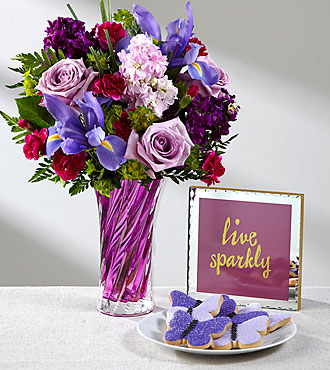 The FTD® Spring Garden Bouquet Ultimate Gift