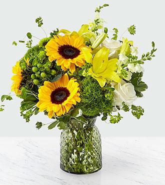 Garden Grown™ Bouquet - Deluxe