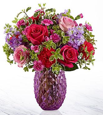 Le bouquet Perfect Day™ de FTD® – VASE INCLUS