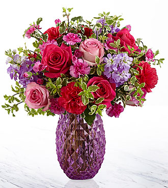 The FTD® Perfect Day™ Bouquet-VASE INCLUDED