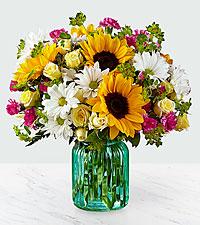 Le bouquet Sunlit Meadows™