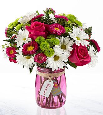 Le bouquet Because You're Special™ de FTD® – VASE INCLUS