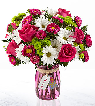 The FTD® Because You're Special™ Bouquet-VASE INCLUDED