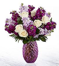 Le bouquet Sweet Devotion™ de FTD® – VASE INCLUS
