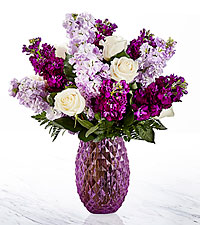 Le bouquet Sweet Devotion™ de FTD® – VASE INCLUS
