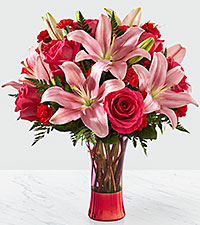 The FTD® Sweethearts® Bouquet-VASE INCLUDED