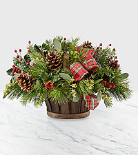 Holiday Homecomings™ Basket