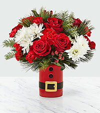 The FTD Let's Be Jolly™ Bouquet