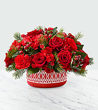The FTD® Cozy Comfort Bouquet – Premium