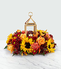 Giving Thanks Lantern™Centerpiece