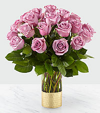 Bouquet de roses lavande Hello Beautiful
