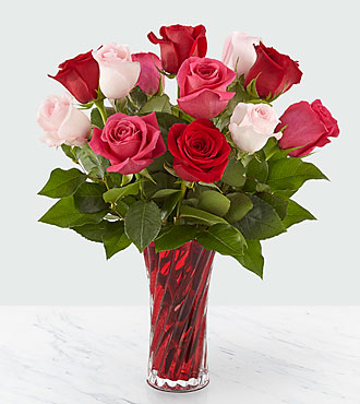 Sweetheart Roses™ Bouquet