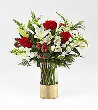 Golden Holiday Bouquet