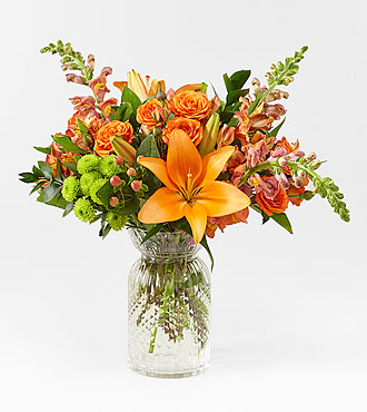 Fresh & Rustic Bouquet