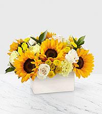 Sweet as Lemonade™ Sunflower Bouquet