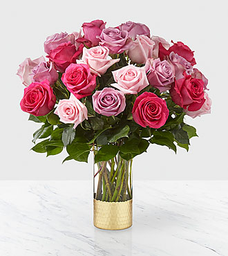 Roses assorties Pure Beauty™