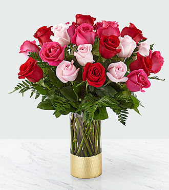 BouquetLove & Roses™ –24 roses